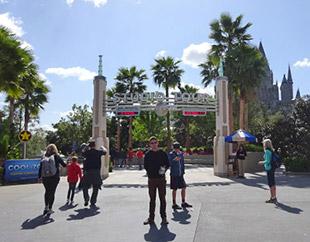 Le studio tours de Universal