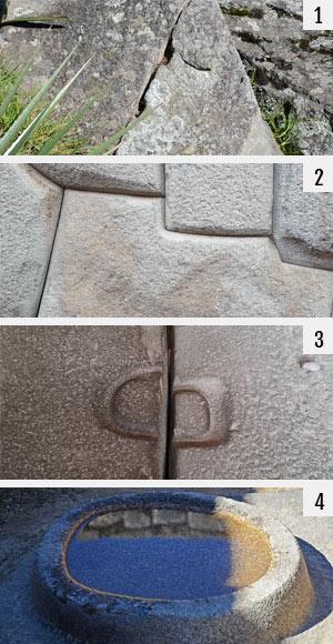 Détails de l'architecture Inca