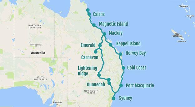 Bilan de notre voyage en Australie