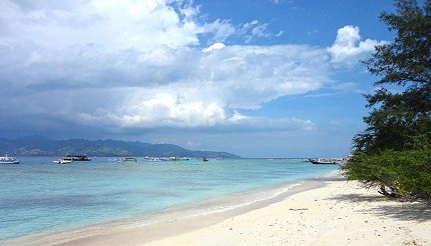 Une vision parfaite de Bali
