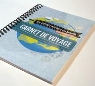 Carnet de voyage à imprimer