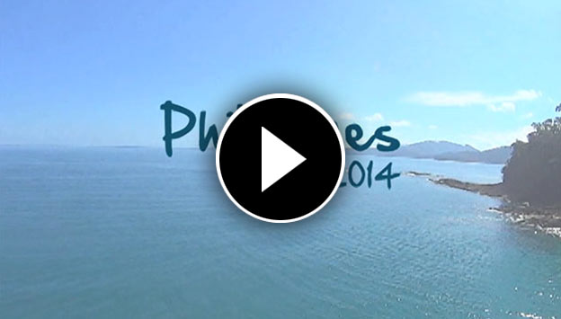 Visite des Philippines