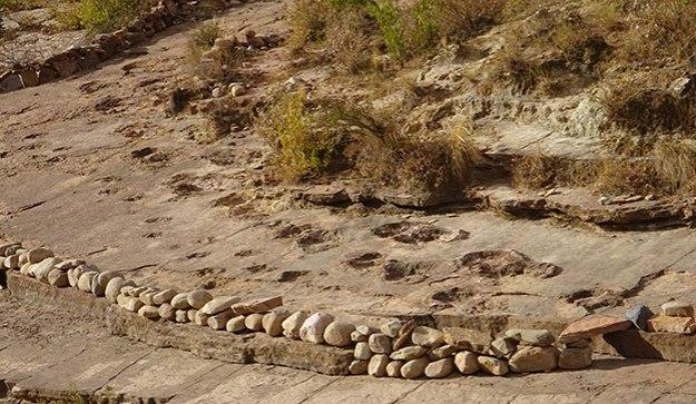 Les traces de dinosaures à Torotoro