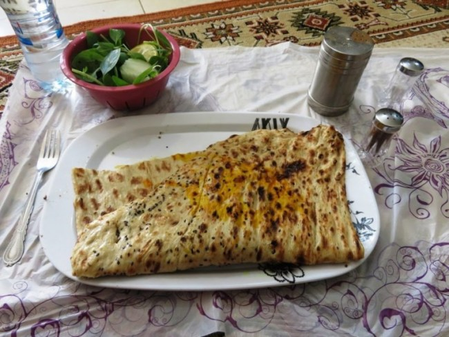 Beryani is a special food from Esfahan Iran