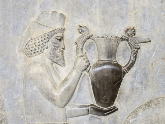 relief at Persepolis