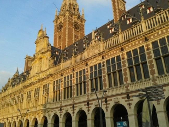 Leuven in Belgium