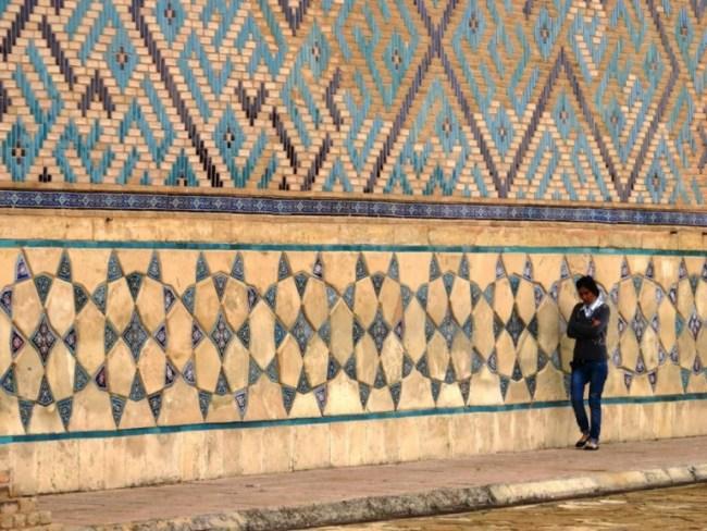 Turkestan, Shymkent