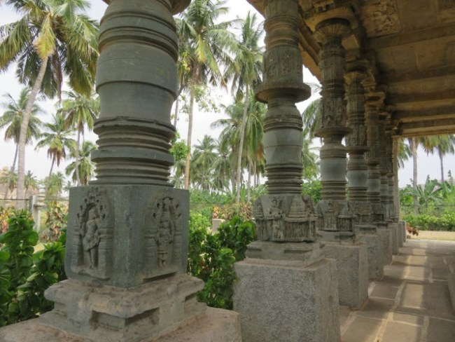 Anegundi village is one of the best places to visit in Hampi