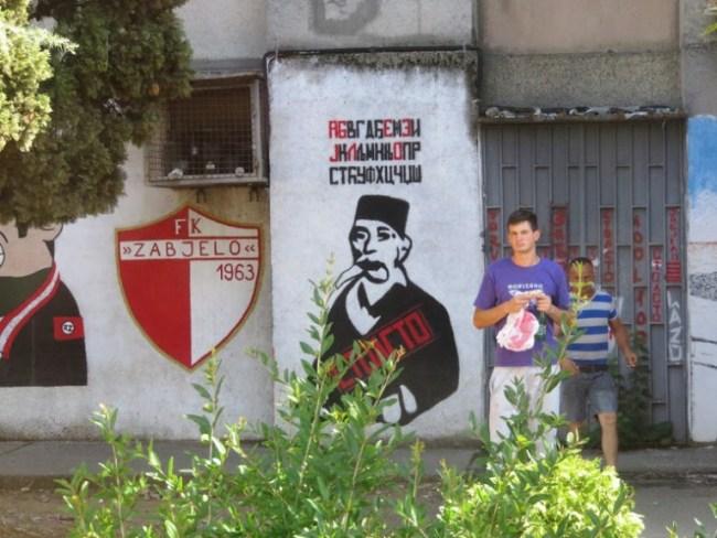 Backpacking Montenegro