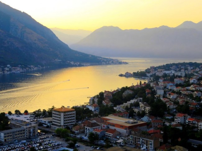Kotor bay is among the best things to do in Montenegro and should be part of your Montenegro itinerary
