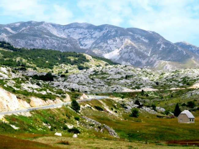 Hiking in Durmitor is among the top things to do in Montenegro