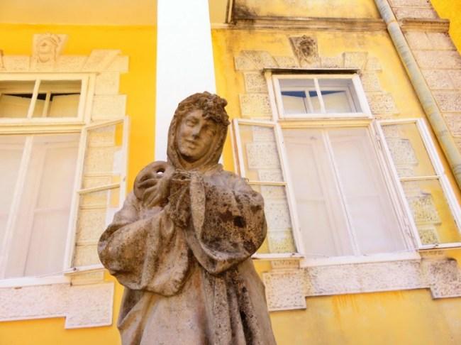 Cetinje in Montenegro
