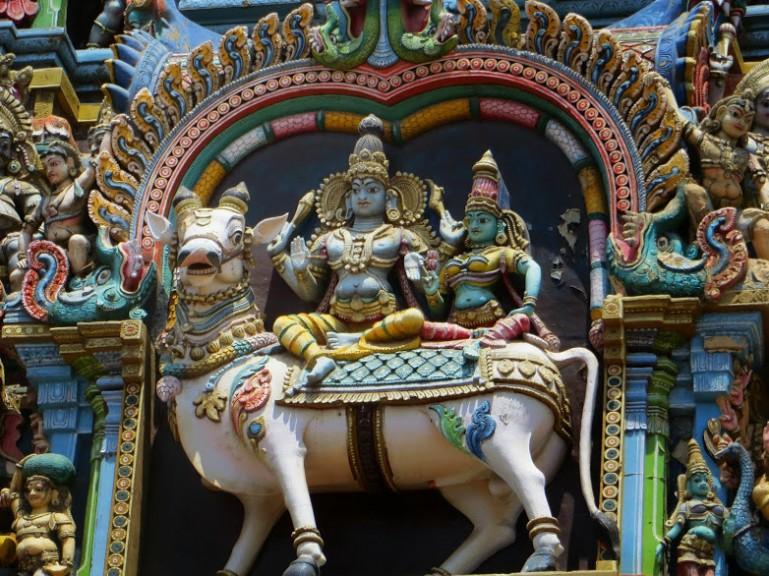 Madurai in pictures: India's bewildering temple