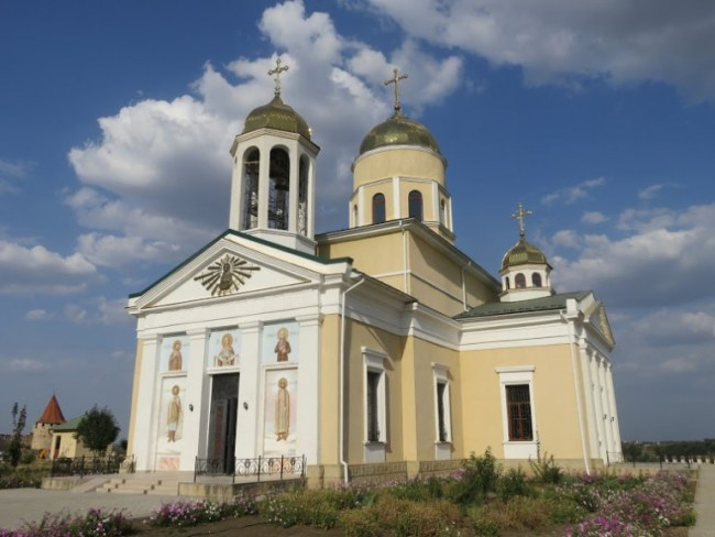 the Alexander Nevsky church in Bendery Tiraspol