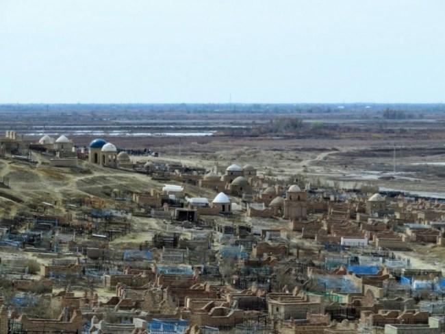 Mizdakhan Uzbekistan