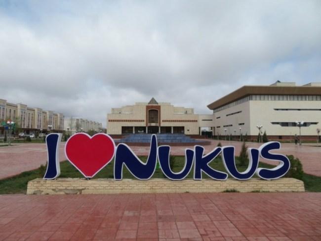 Nukus Uzbekistan