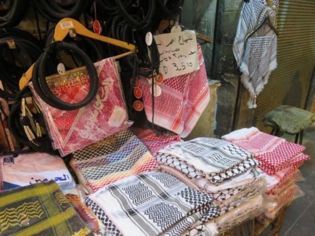 Jordanian souvenirs