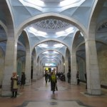 The best Tashkent Metro stations: a self guided tour