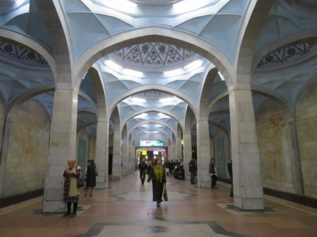 Tashkent is a great start of your trip when backpacking in Uzbekistan