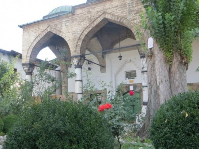 Ali Pasha mosque in Sarajevo Bosnia