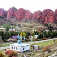 Jeti Oguz: a Soviet Sanatorium town in Kyrgyzstan
