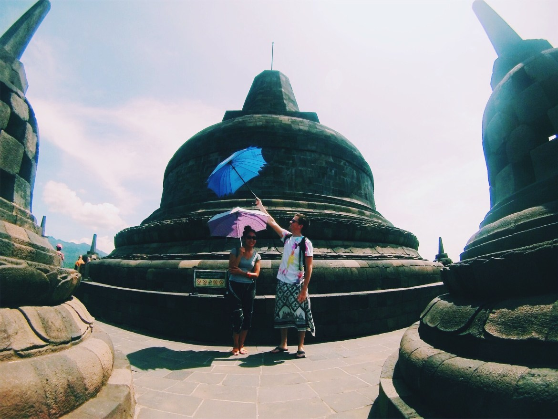 Boroburdur Temple | Yogyakarta Indonesia