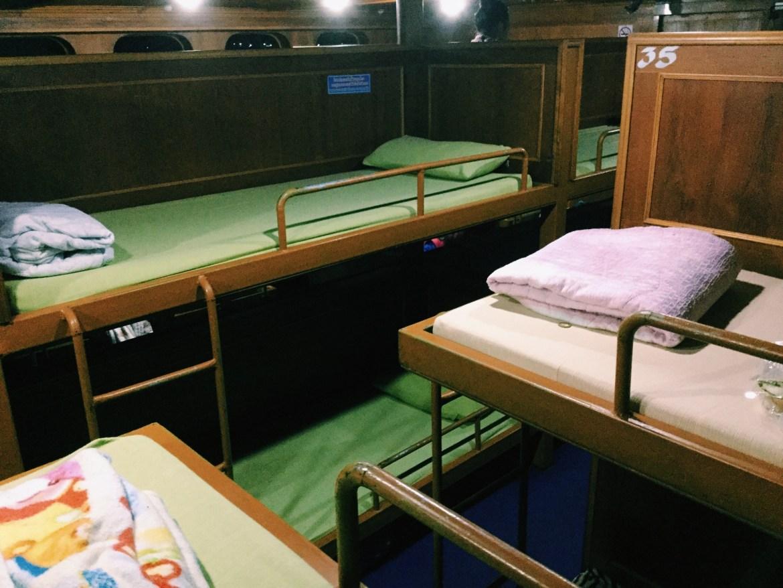 overnight boat to koh tao