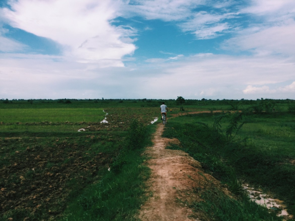 cambodia country side