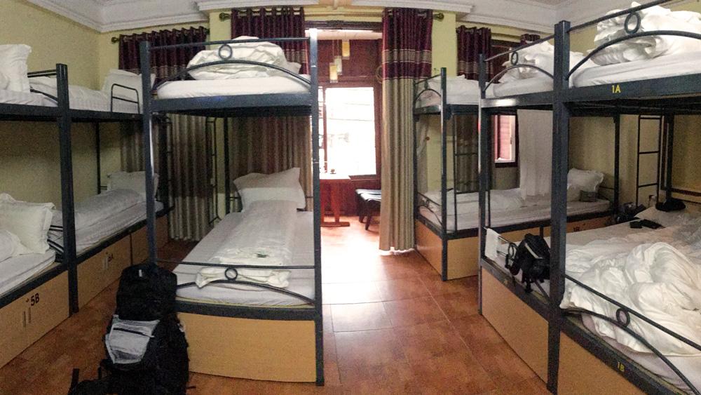 Sapa Vietnam | Dorm Room