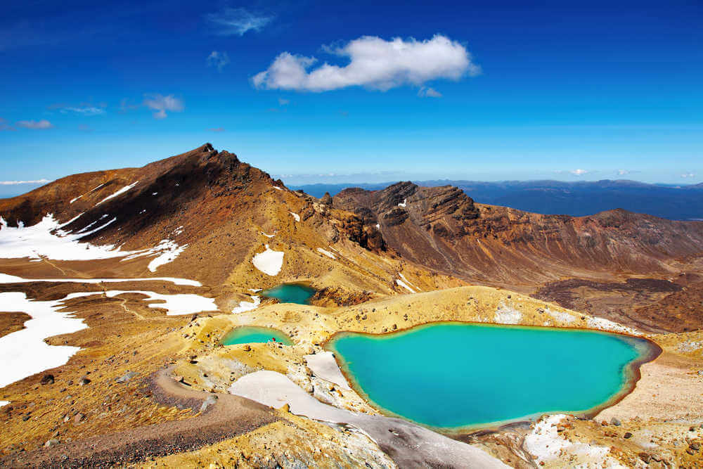 Tongariro National Park ST1