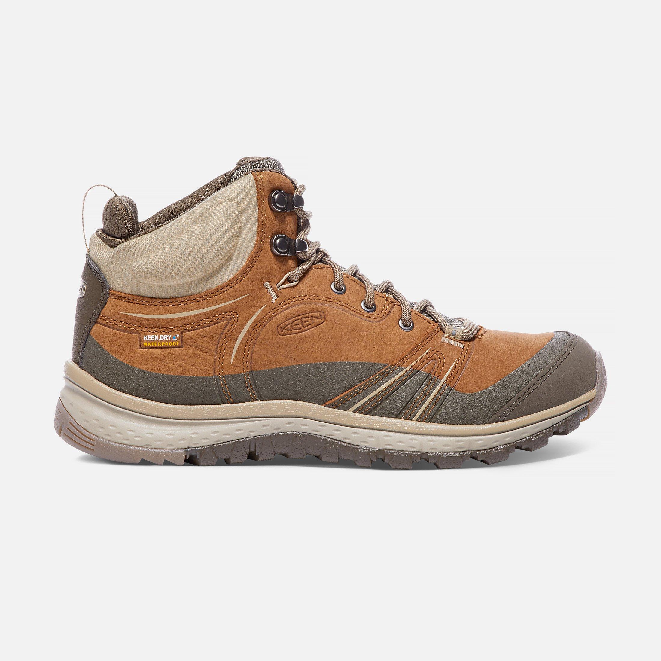 Keen Womens Terradora II Leather Mid Waterproof Walking Boot