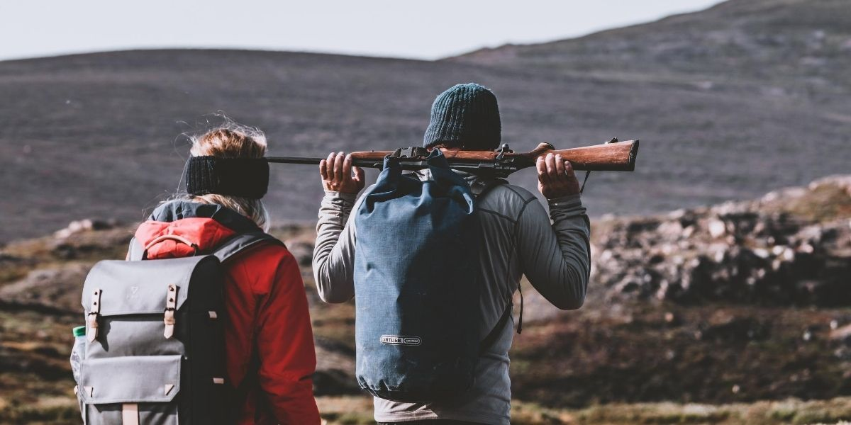 How to Carry a Gun While Backpacking