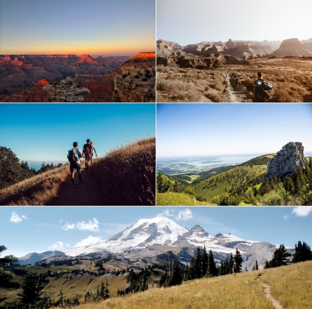 Backpacking Destination in the USA