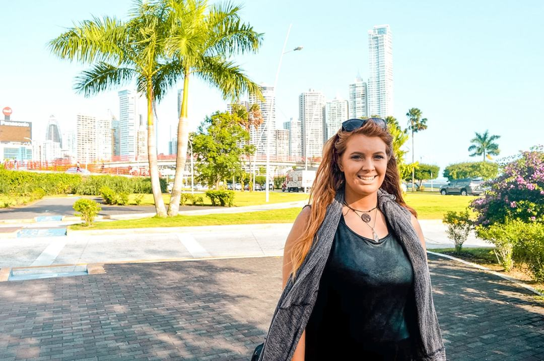 Exploring Cinta Costero in Panama City, Panama   Travel blog Panama   What to do in Panama   Panama City   Cinta Costero   When to visit   Where to sleep   Where to eat   How to get around   What to do   24 hours   1 Day   2 Days   Solo Female Travel   Backpackers Wanderlust  