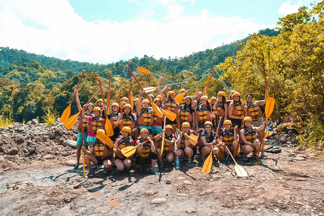 White Water Rafting The Rio Pacuare, Costa Rica   Backpack Costa Rica   Adventure Travel   Adrenaline junkie   Beautiful photography   Travel Costa Rica   ISV   Jungle Stay   Ultimate Costa Rica Adventure   What to do in Costa Rica   female traveler   solo backpacking   Backpackers Wanderlust  