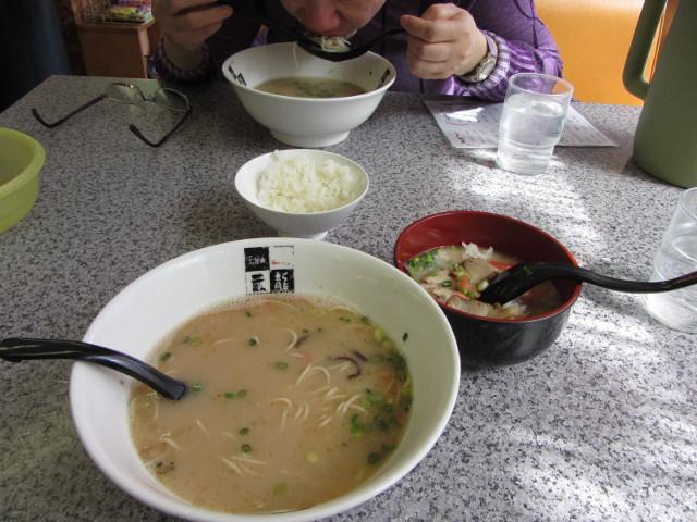 最終午餐於日田駅附近食店 – 日本九州自由行