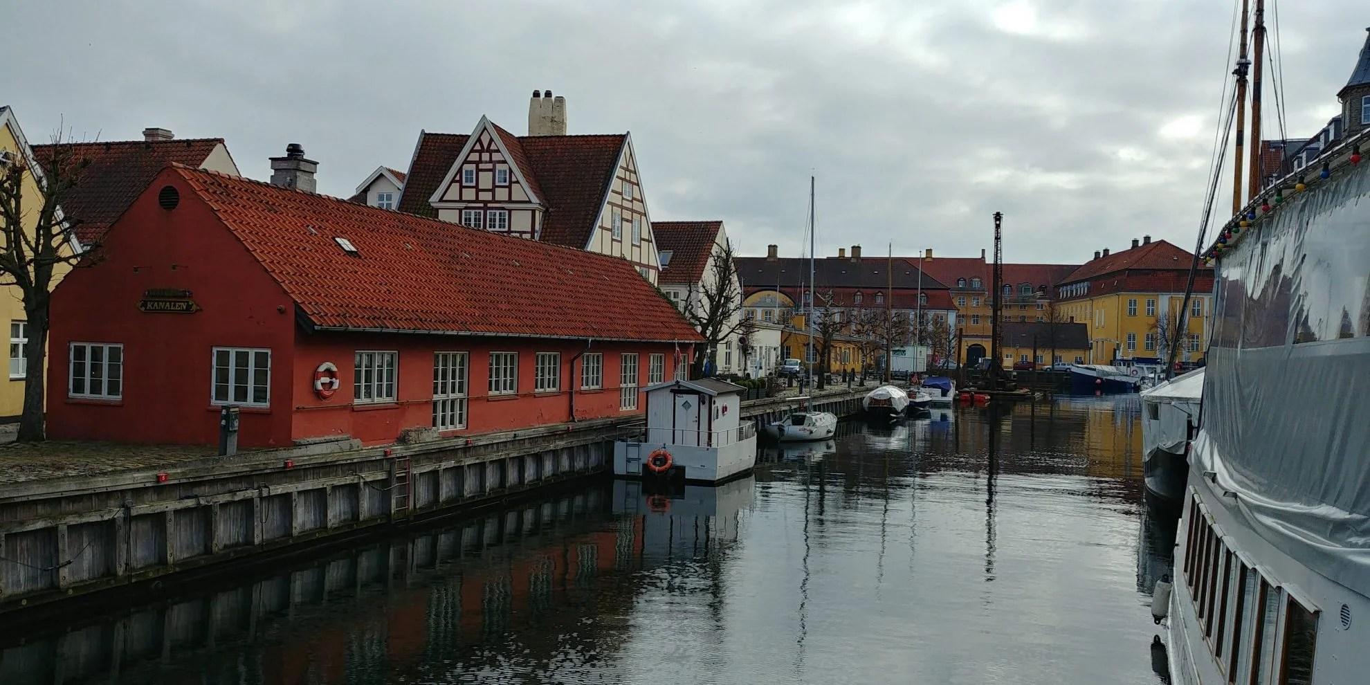 Fietsen door Kopenhagen