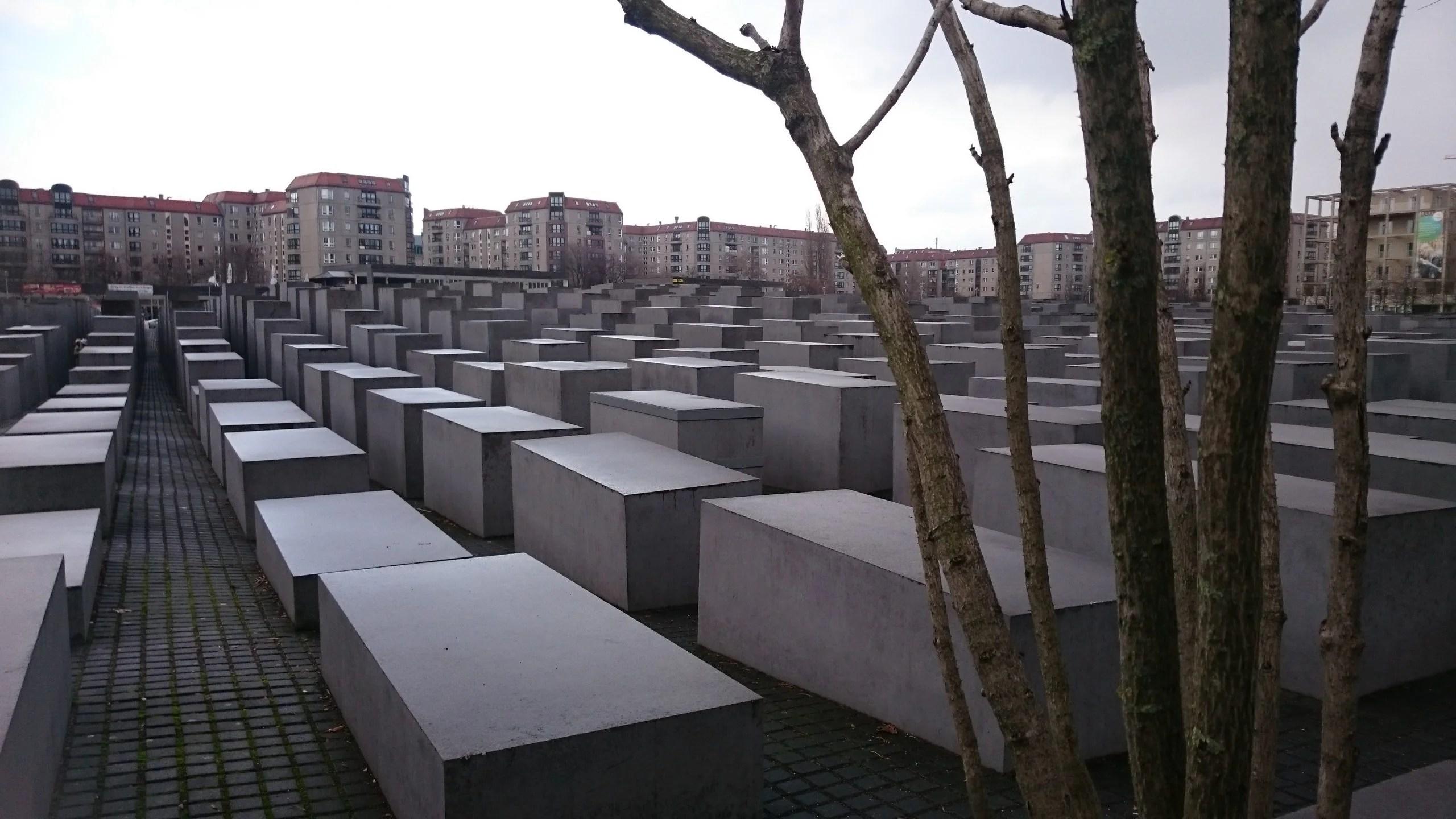 Holocaustmonument Berlijn
