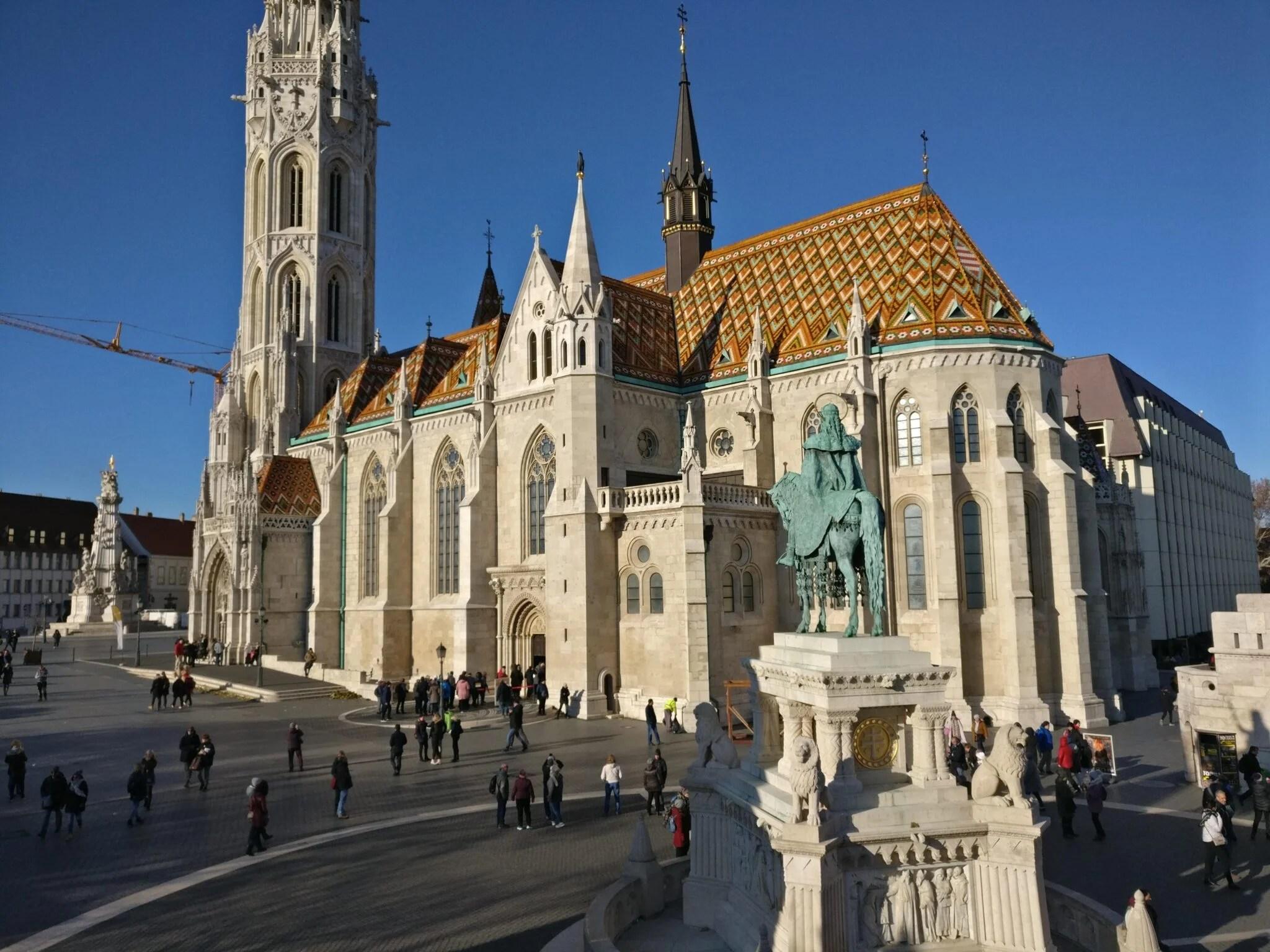 De Matthiaskerk | Het mooiste plekje van Boedapest