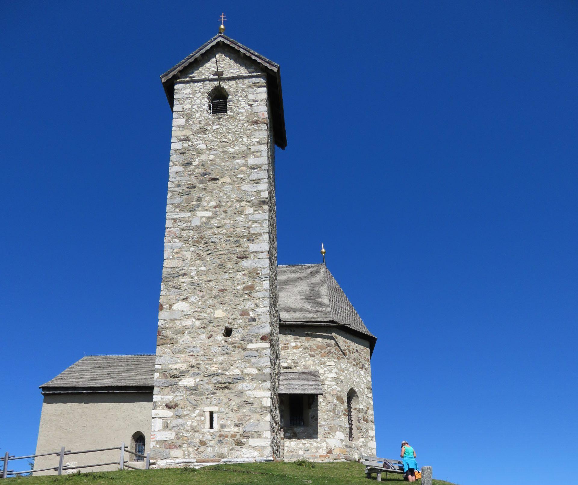 Vigiljoch | San Vigilio | Kirche | Chiesa | Lana