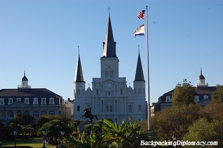 Landmarks of Louisiana