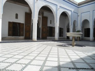 Palace in Morocco