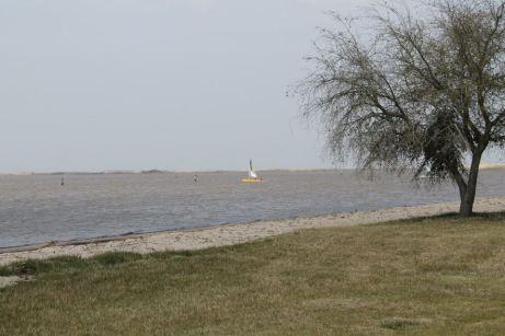Sailing in Louisiana