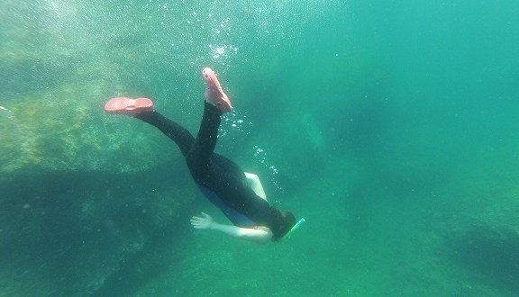 Snorkeling and Kayaking in Costa Brava