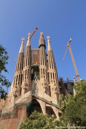 Insider tips Barcelona. La Sagrada Familia.
