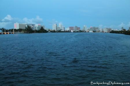 Condado laguna