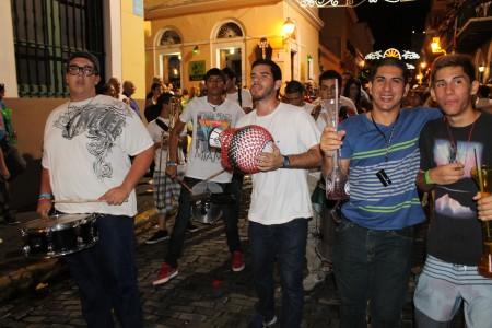Sanse festival Puerto Rico