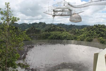 Observatory in Arecibo