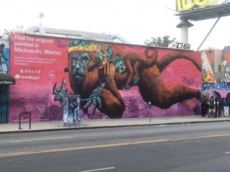 street art LA