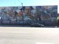 street art DTLA native mural